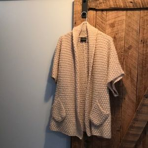 Soaked in luxury knitted vest